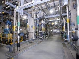 Coatingvloer als fabrieksvloer
